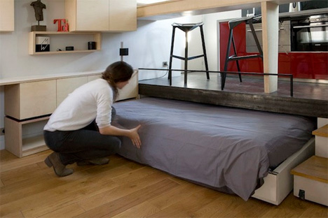 slide out bed 3